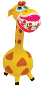 Brinquedo para Cachorros | Girafita Látex