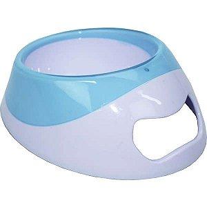 Comedouro para Cachorros Dual Collor Plus | Azul