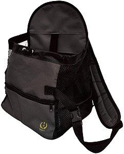 Mochila de Transporte Dog Bag Preta