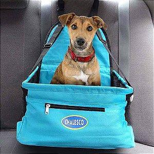 Assento para Veículos para Cachorros e Gatos | Car Seat Azul