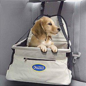 Assento para Veículos para Cachorros e Gatos | Car Seat Bege