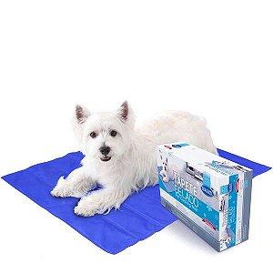 Tapete Gelado para Cachorros | Pet Cooling Mat