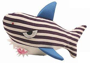 Brinquedo para Cachorros   Tubarão