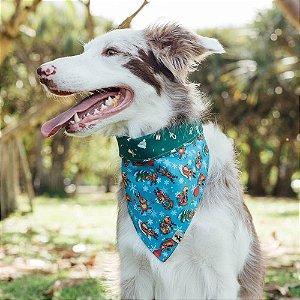 Bandana para Cachorros e Gatos | Xmas | Natal