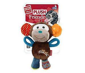 Brinquedo para Cachorros |Plush Friendz Macaco