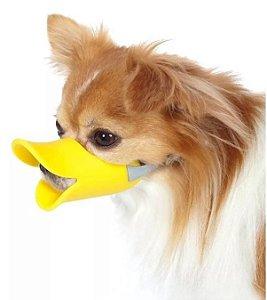 Focinheira para Cachorros | Bico de Pato