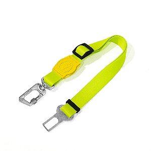 Cinto de Segurança para Cachorros | Neon Lemon