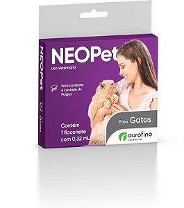 Antipulgas Neopet | Gatos até 8kg