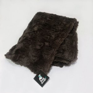 Cobertor para Cachorros e Gatos Marrom