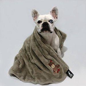 Cobertor para Cachorros e Gatos | Urso