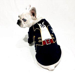 Camiseta para Cachorros e Gatos | Pirata