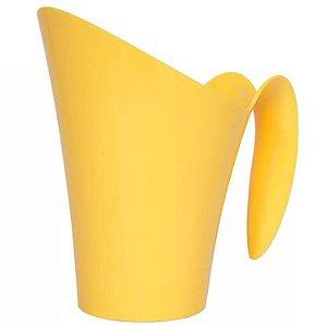 Caneca Dosadora de Ração | Amarela