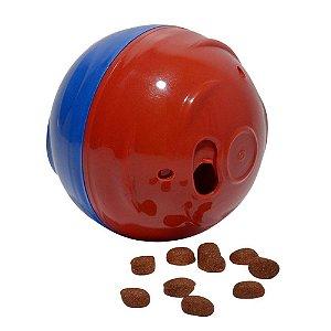 Brinquedo Interativo para Cachorros Bola Redondog para Petiscos