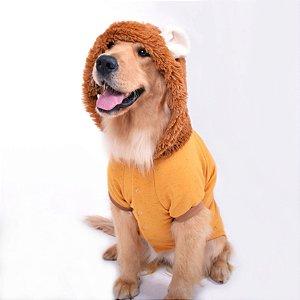 Moletom para Cachorros | Leão