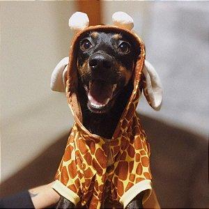 Moletom para Cachorros e Gatos | Girafa