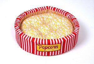 Cama Redonda para Cachorros e Gatos | Popcorn