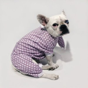 Pijama para Cachorros | Lilás Poá