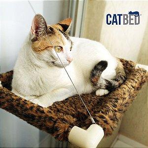 Cama de Janela para Gatos | Catbed Oncinha