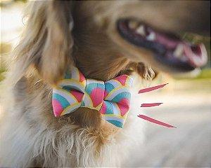 Gravata para Cachorros e Gatos | Retrô Hippie