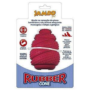 Brinquedo para Cachorros | Rubber Cone