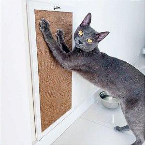 Arranhador para Gatos RonRock Slim Branco