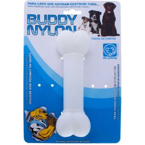 Brinquedo para Cachorros Osso de Nylon