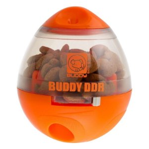 Brinquedo Interativo para Cachorros |DDR Dispenser de Ração e Petiscos
