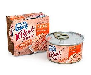 Alimento Úmido para Gatos Real Food Kelcat Atum com Kani