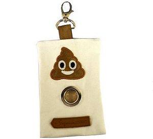 Cata Caca para Cachorros Emoji Poop