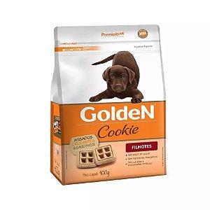 Biscoito Cookie para Cachorros | Golden Filhotes