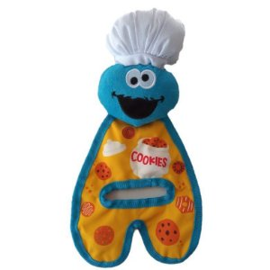 Brinquedo para Cachorros Cookie Monster