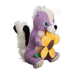 Brinquedo para Cachorros Pelúcia Blossom The Skunk