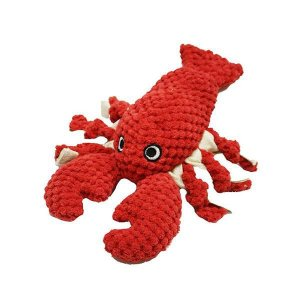 Brinquedo para Cachorros Pelúcia Lobster