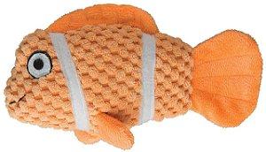 Brinquedo para Cachorros Pelúcia Tropical Fish