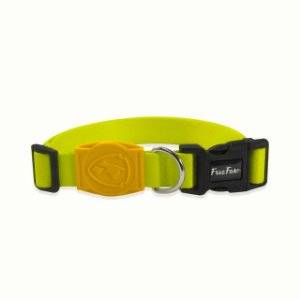 Coleira para Cachorros | Neon Lemon