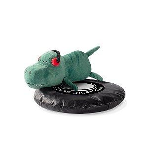 Brinquedo para Cachorros Pelúcia Dj Rex