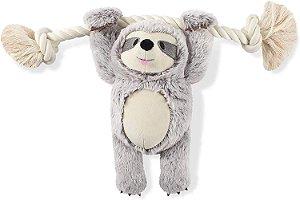 Brinquedo para Cachorros Pelúcia Sloth Girlie
