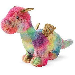Brinquedo para Cachorros Pelúcia Dragon Tie Dye