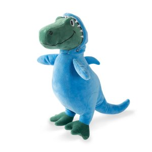 Brinquedo para Cachorros Pelúcia Shark Rex