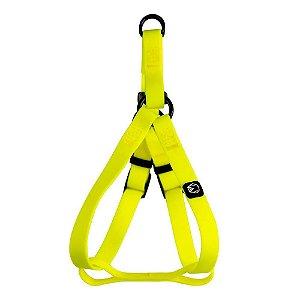 Peitoral Impermeável para Cachorros | Amarelo