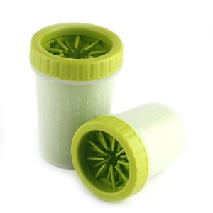 Lava Patas para Cachorros | Verde