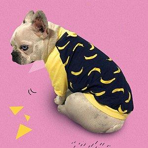 Pijama para Cachorros | Banana
