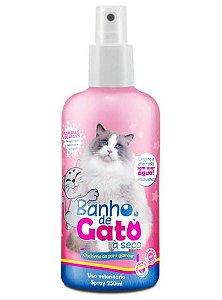 Banho de Gato à Seco Cheirinho de Puro Glamour