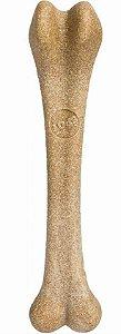 Brinquedo para Cachorro Mordedor Osso Bamboobone Sabor Frango