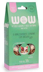 Petisco Natural para Gatos O Impressionante Lombinho com Orégano 50g