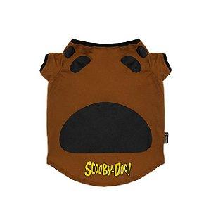 Camiseta para Cachorros e Gatos Scooby-Doo