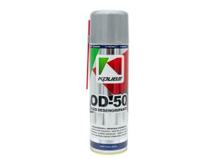 Óleo Spray Desengripante Lubrificante Koube OD50 Multiuso
