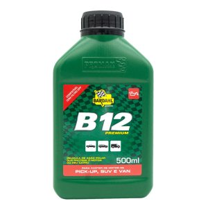 Aditivo Bardahl B12 Premium Lubrificante Para Motores Diesel