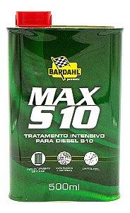 Bardahl Max S10 Aditivo Para Combustível Diesel 500ml