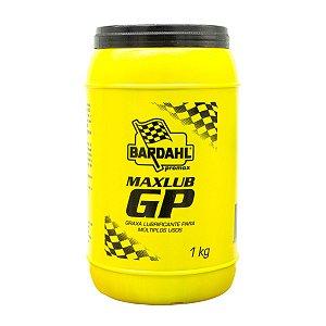 Graxa Bardahl Maxlub GP Automotiva Alta Eficiência 1kg